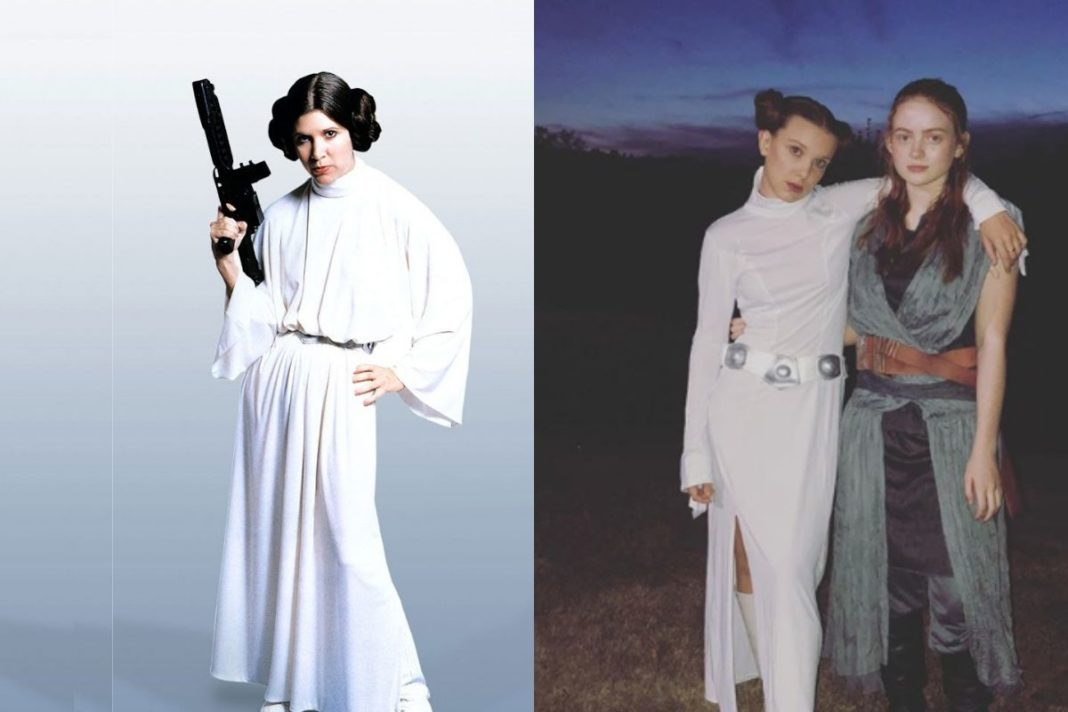 Stranger Things Millie Bobby Brown Might Play Leia In Star Wars Show