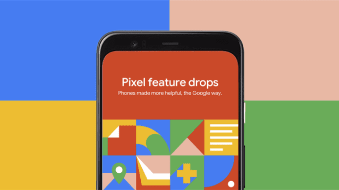 The first update for Pixel 4 is out now, and it is exciting