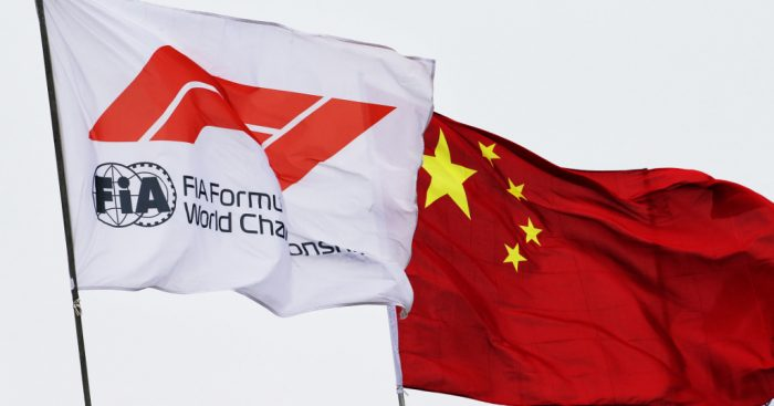 F1 Chinese Grand Prix at risk due to coronavirus outbreak