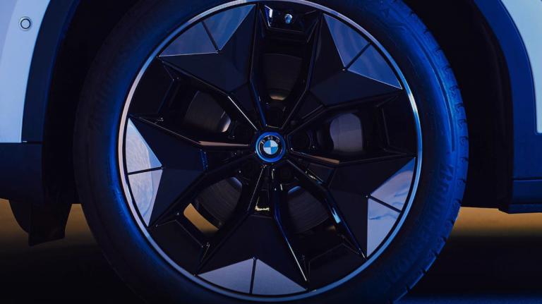 Aero wheels to boost efficiency and range of BMW EVs