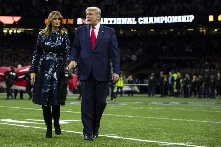 Donald Trump congratulates wrong state for Super Bowl win on Twitter