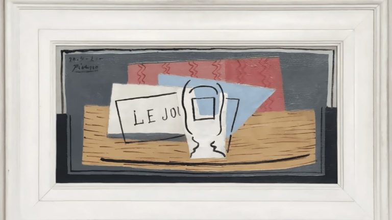 $108 raffle ticket gives the chance for anyone to own $1 million Picasso