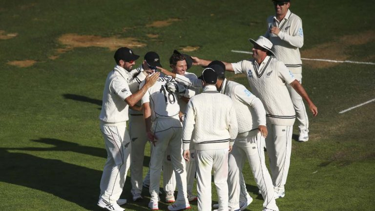 NZ vs Ind: India tastes its first defeat in WTC as they give up on day 4