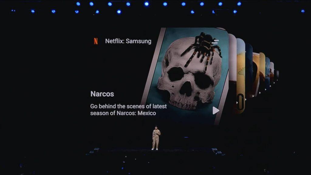 Samsung Unpacked Netflix deal