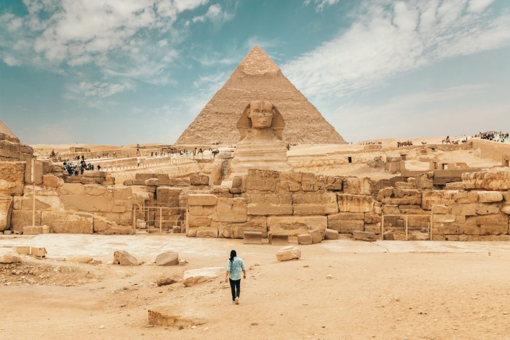 Tourism In Egypt Between Culture And Entertainment A Research Study