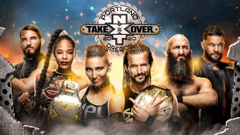 WWE NXT TakeOver: Portland 2020 Review