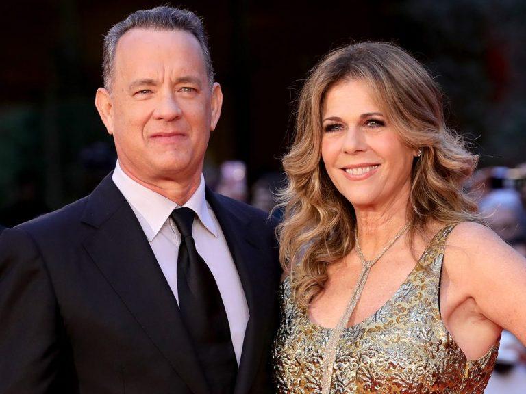 """Tom Hanks and Rita Wilson give coronavirus update: """"We feel better."""""""
