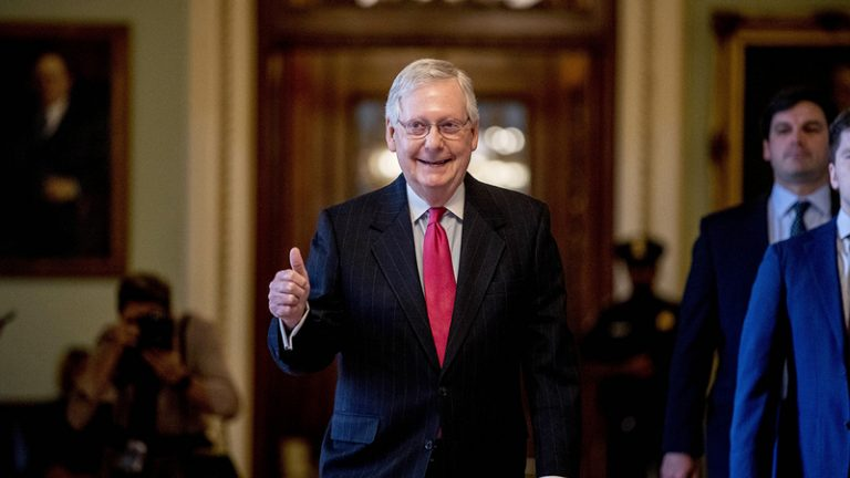 Senate approves the $2.2 trillion coronavirus Senate stimulus package