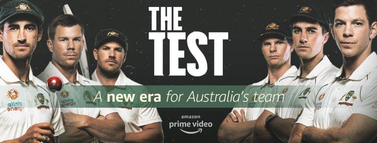 The Test: A New Era for Australia's Team now on Amazon Prime