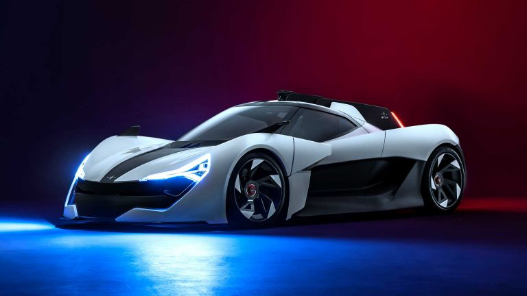 Apex AP-0: A sportier EV from a new company
