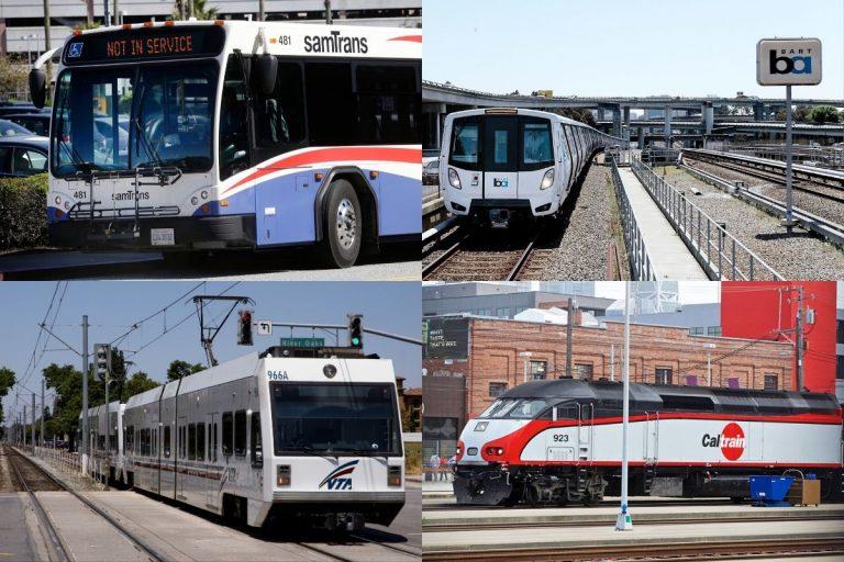 Bay Area transit amid coronavirus: VTA, SamTrans, BART, AC Transit, and Caltrain updates