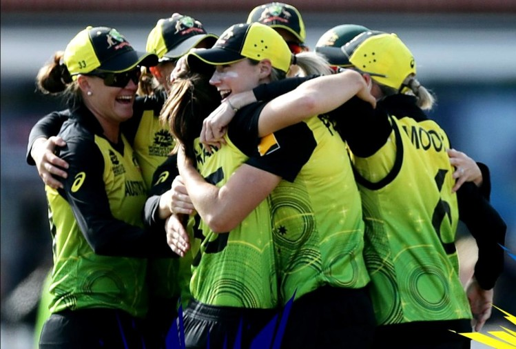 Women's T20I World Cup: Australia grabs the last available semis-spot