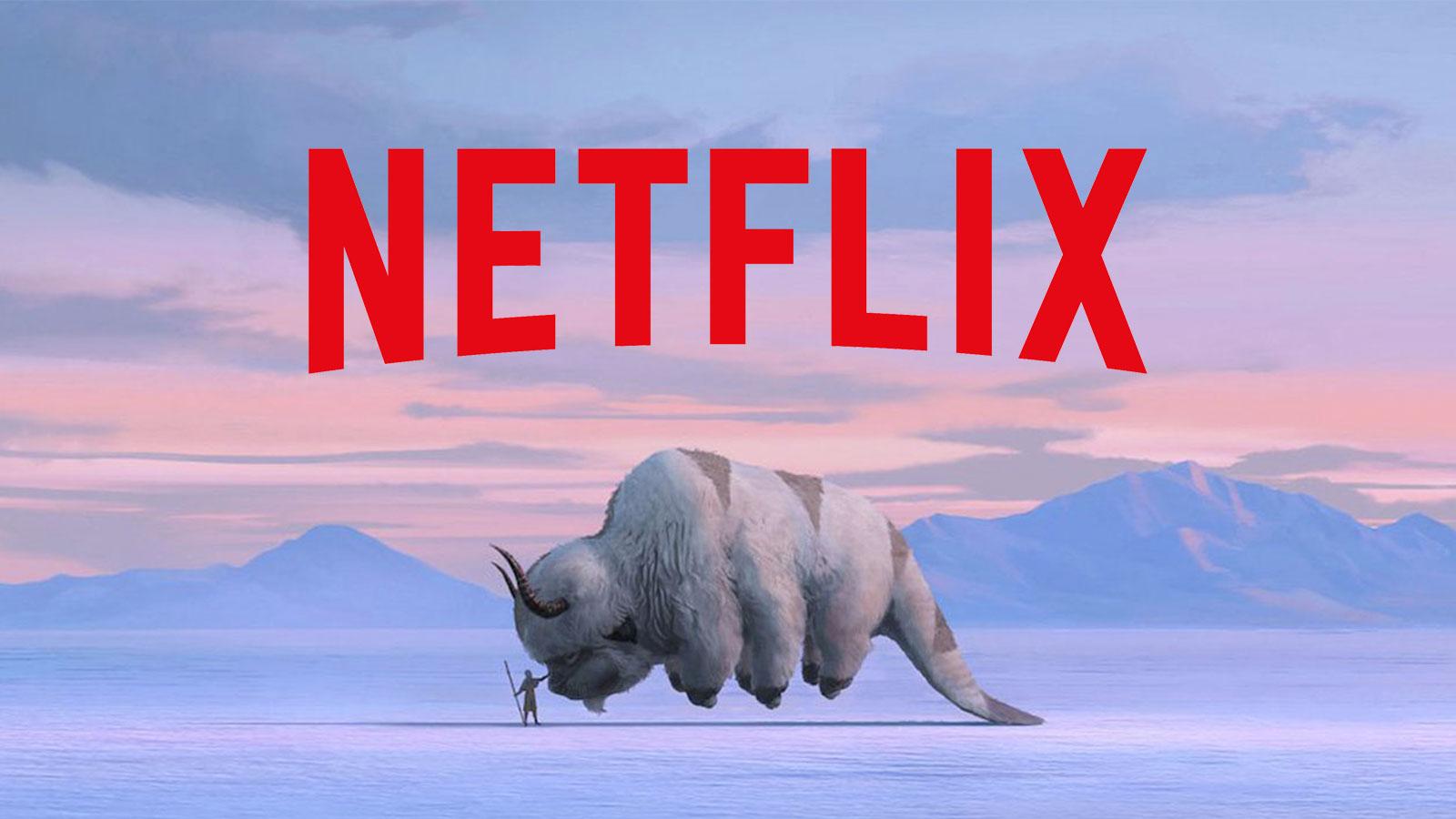 Netflix Avatar