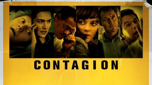Stars of 'Contagion' come together to offer coronavirus advice