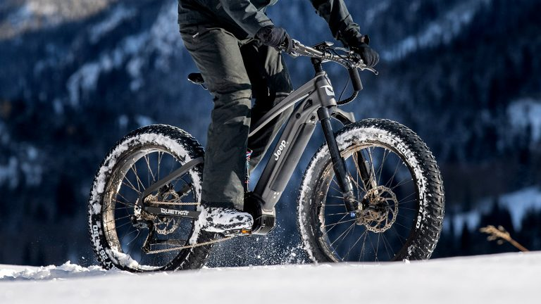 Jeep's $5,900 electric bike pre-orders begin today