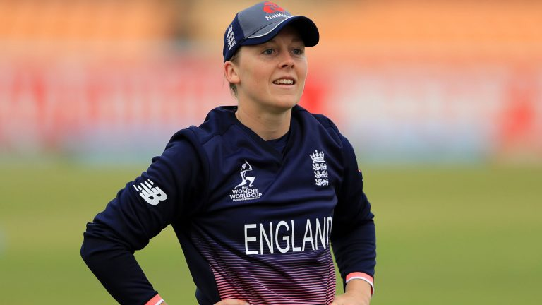 """Cricket """"rules need to be changed,"""" says Heather Knight"""