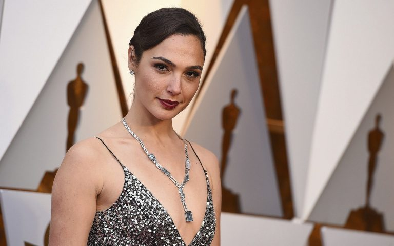 Gal Gadot rocking the internet during these trying times