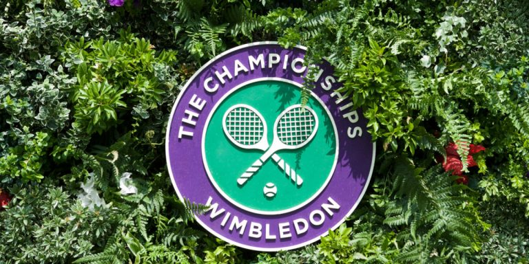 The 2020 Wimbledon Championships canceled due to COVID-19