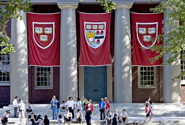 Harvard announced that it won't be taking funds amidst pandemic