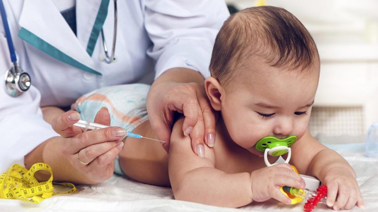 Study confirms vaccinating children is safe and effective