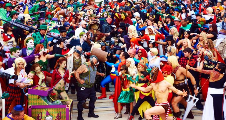 San Diego Comic-Con 2020 canceled amid coronavirus pandemic
