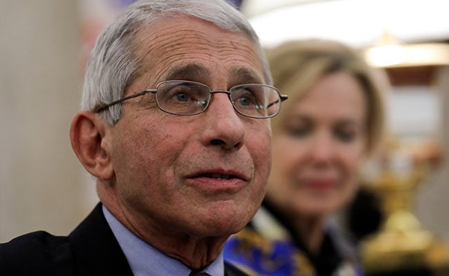 COVID-19 is not under control yet, Dr. Fauci tells the US Senate