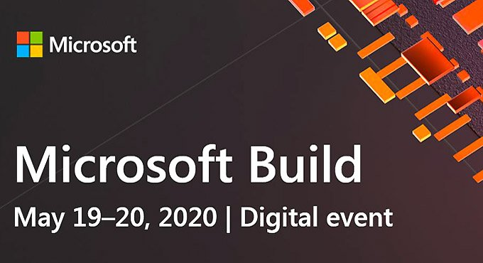 This year, Microsoft Build moves online