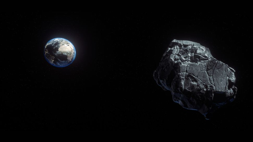 a large asteroid which was likely to hit the earth will cross the Earth safely.