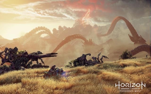 horizon forbidden west - guerilla games sony interactive